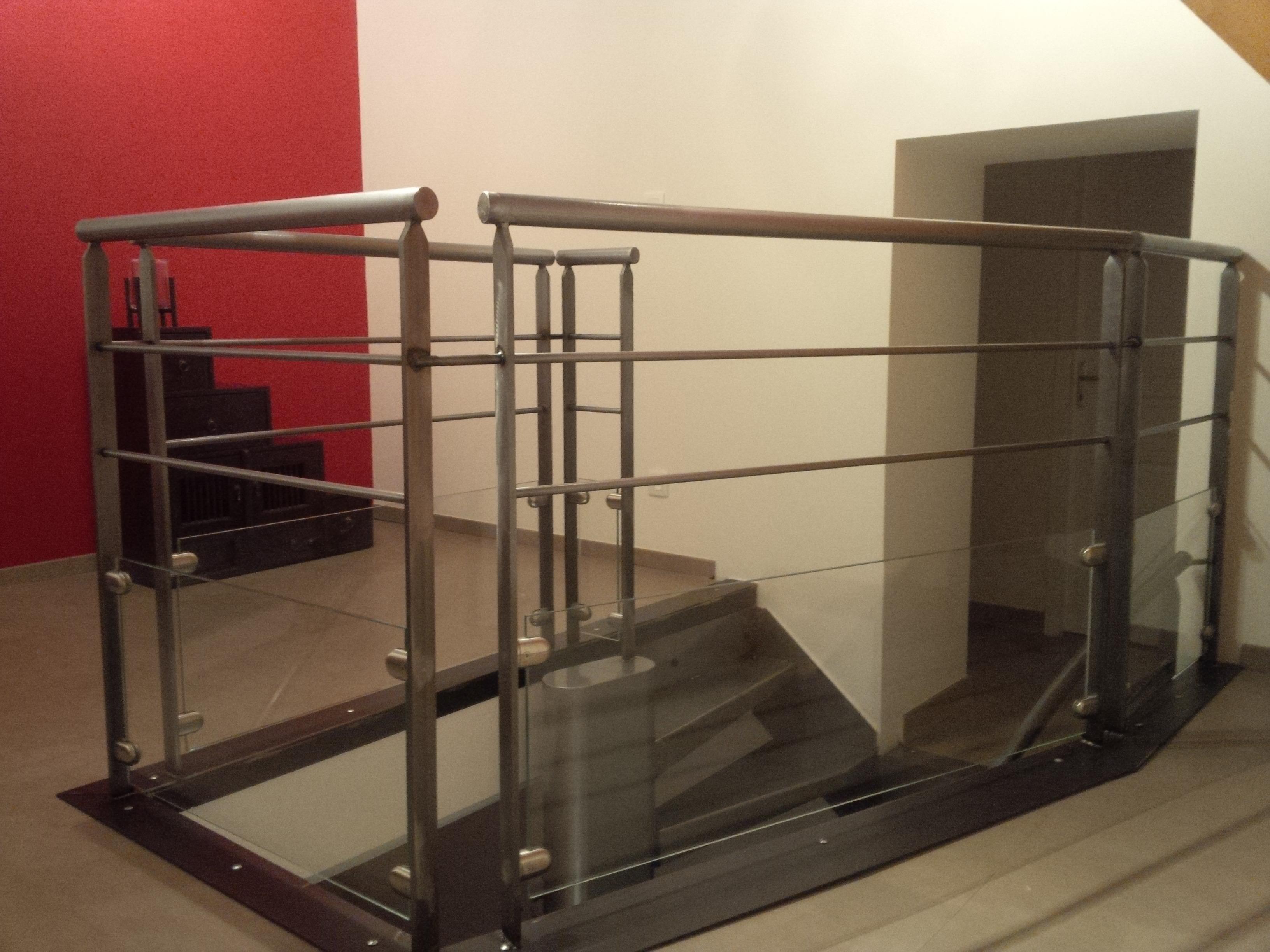 galerie de r alisation de garde corps int rieur. Black Bedroom Furniture Sets. Home Design Ideas